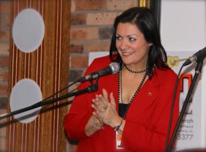 Lisa Butler - ASC Founder Coordinator