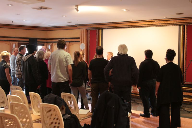 Doreen Van Bree_Singing Workshop