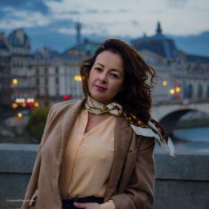 Francesca Pont de Concorde Paris - image credit must remain Christophe Berjot