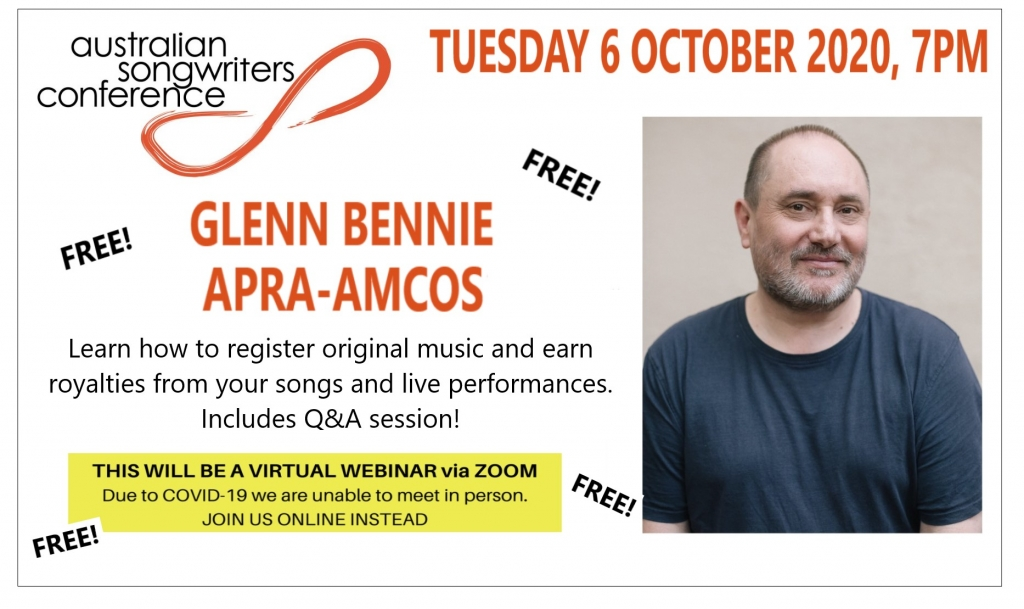 Glenn Bennie APRA 2020-10-06